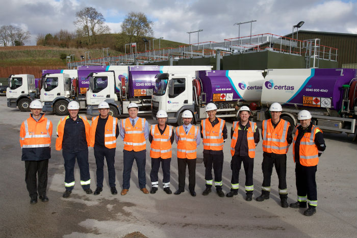 certas-energy-fuel-depot-holton-heath-team