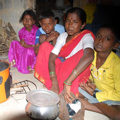 Breathing Space Improved Cooking Stoves (ICS) Programme