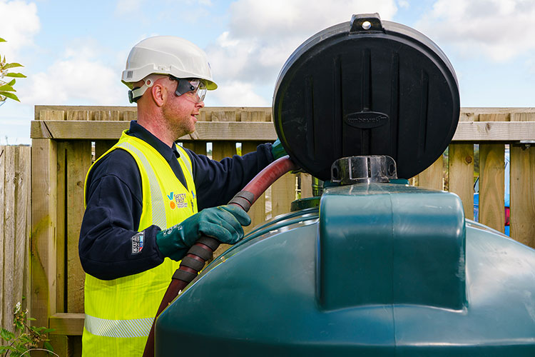 Certas Energy HVO renewable fuel domestic trials